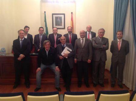 Pleno Consejo en Málaga